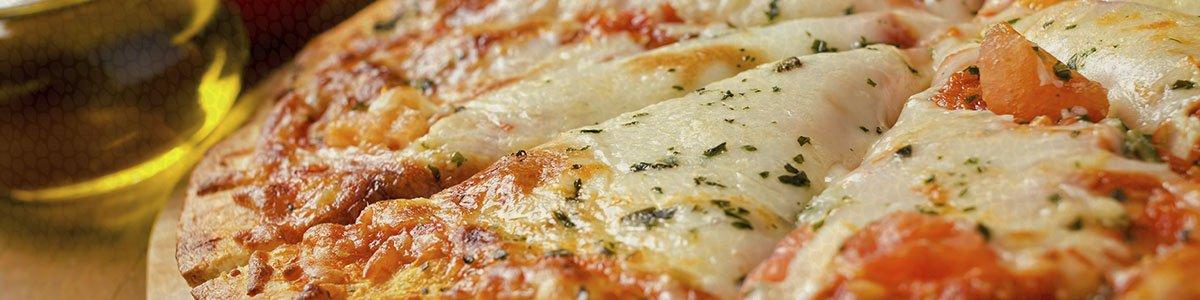 Pizza Cetogênica