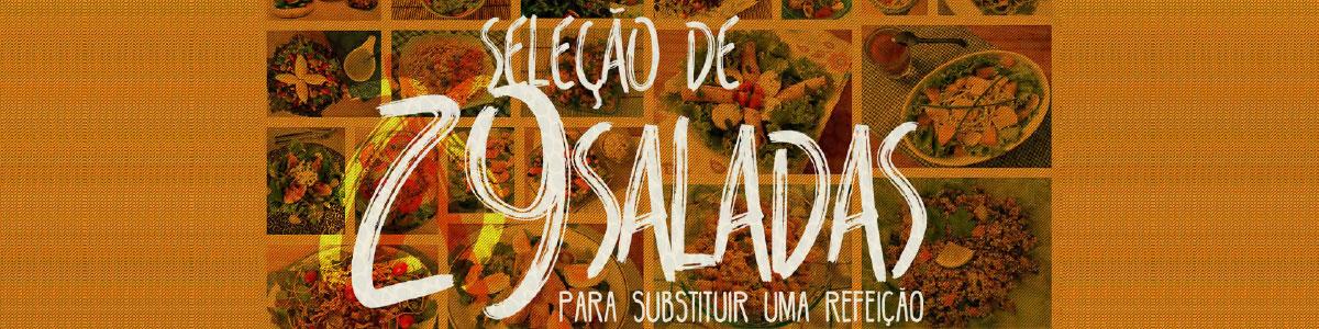 Imagem Seleção de Saladas